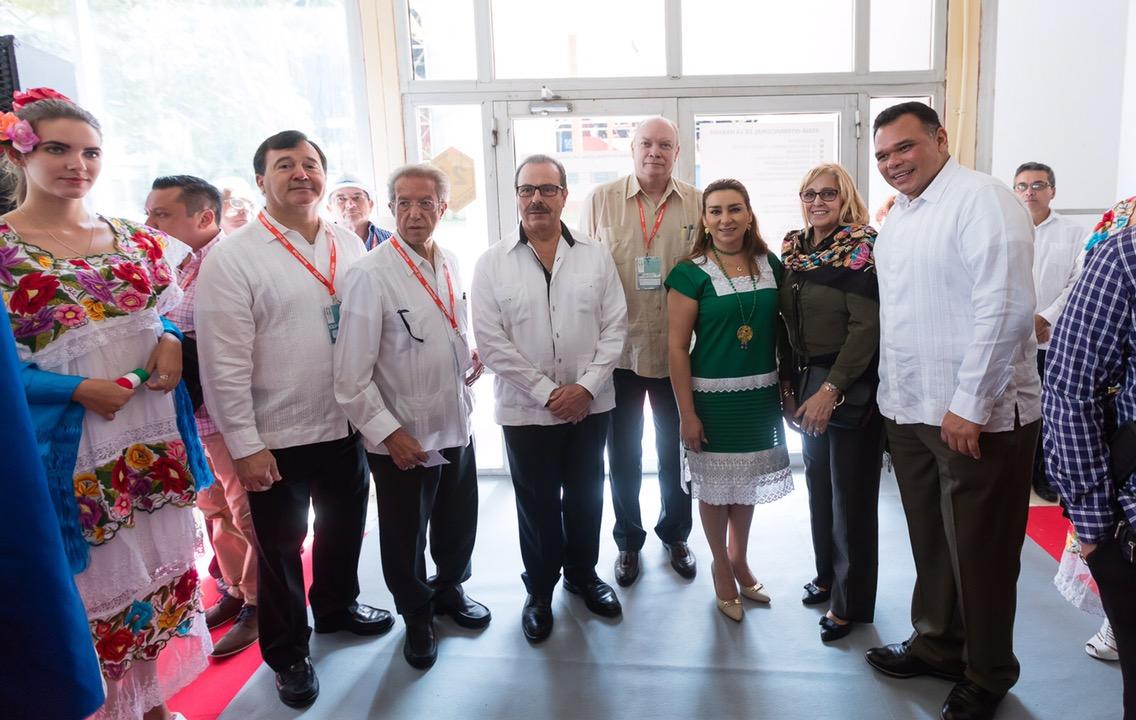 Histórico intercambio comercial entre Yucatán y Cuba