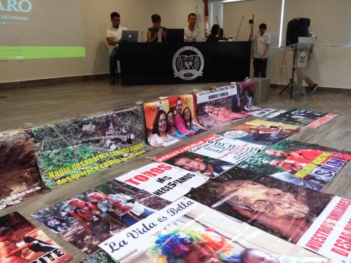 Familiares de desaparecidos piden ayuda para encontrar a sus muertos