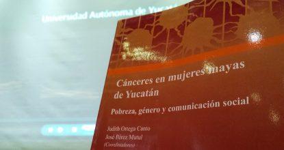libro canceres en mujeres mayas de yucatan presentacion