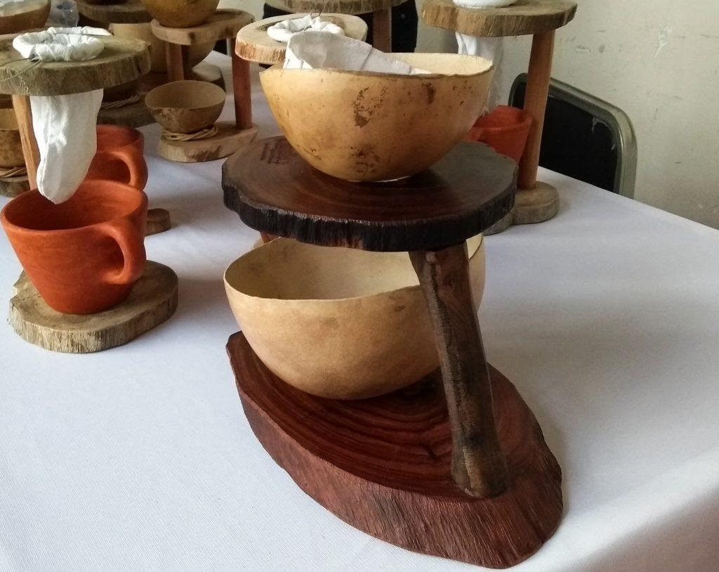Cafeteras mayas