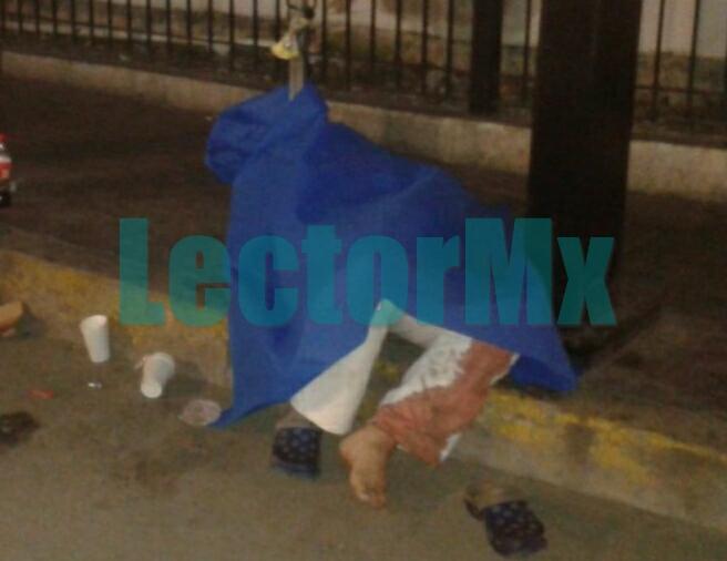 Muere en los accesos del Hospital O'Horán