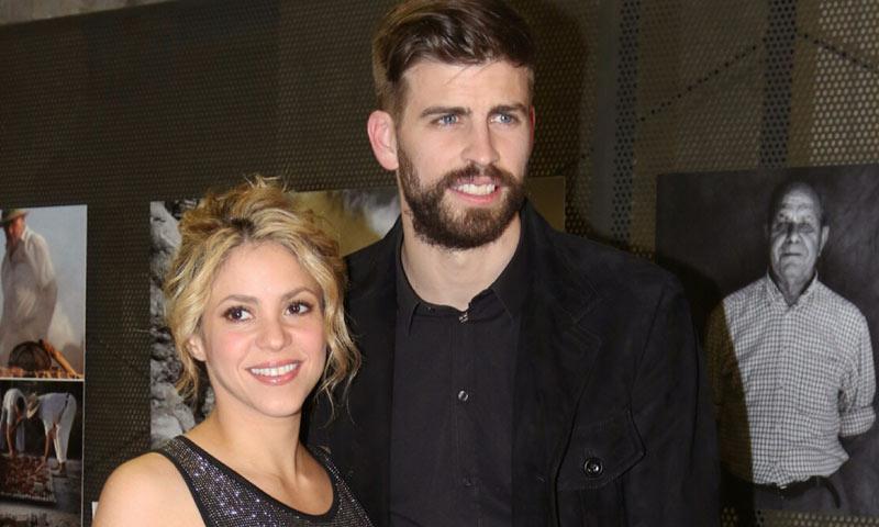Piqué hace llorar a Shakira, discuten en restaurante