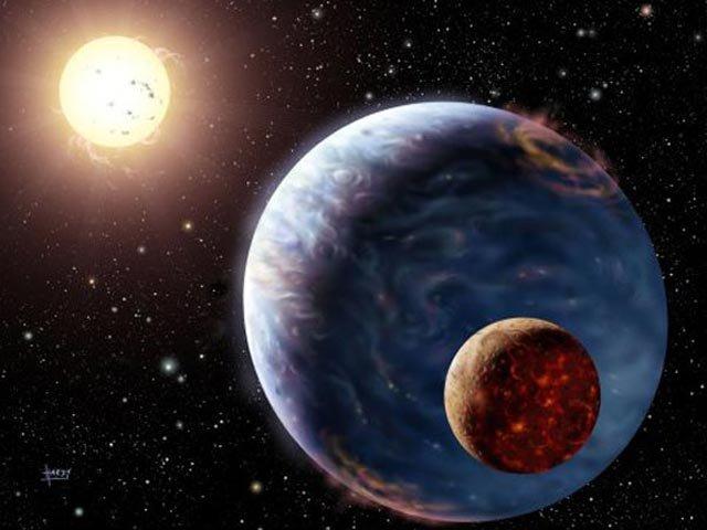 Podría albergar vida planeta recién descubierto