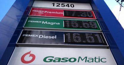precios gasolina merida 2017 liberacion