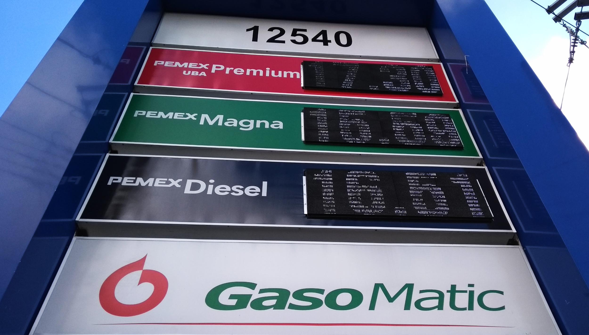 Gasolineras de Yucatán ya venden gasolina más barata; checa cuáles son (video)