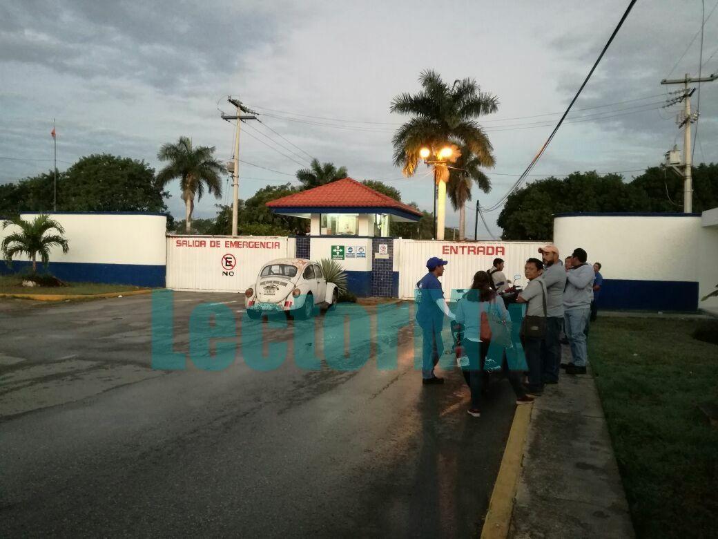 Hermetismo tras explosión en planta Z Gas Mérida