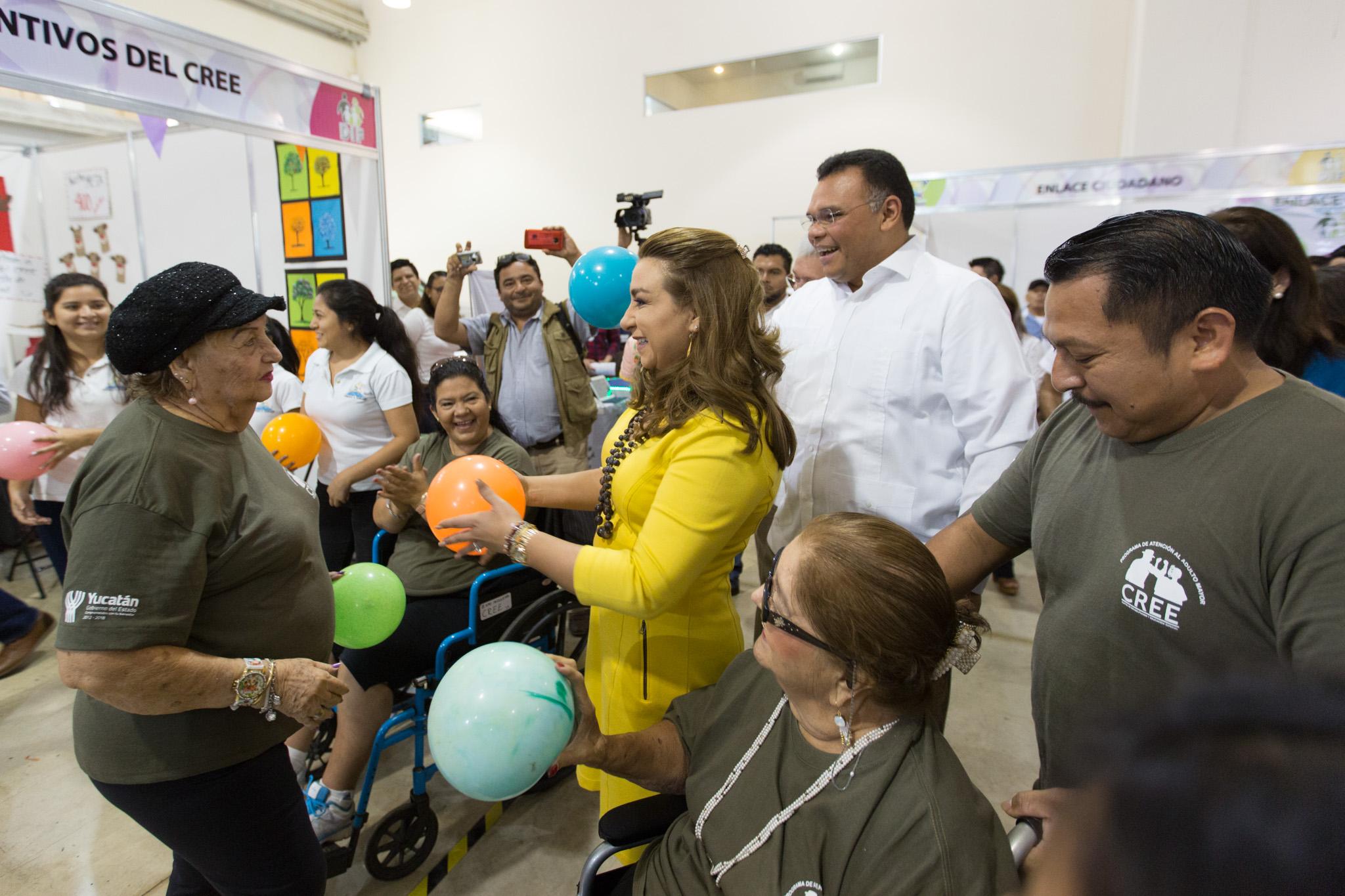 Albergará Yucatán tercer Centro de Ciegos y Débiles Visuales