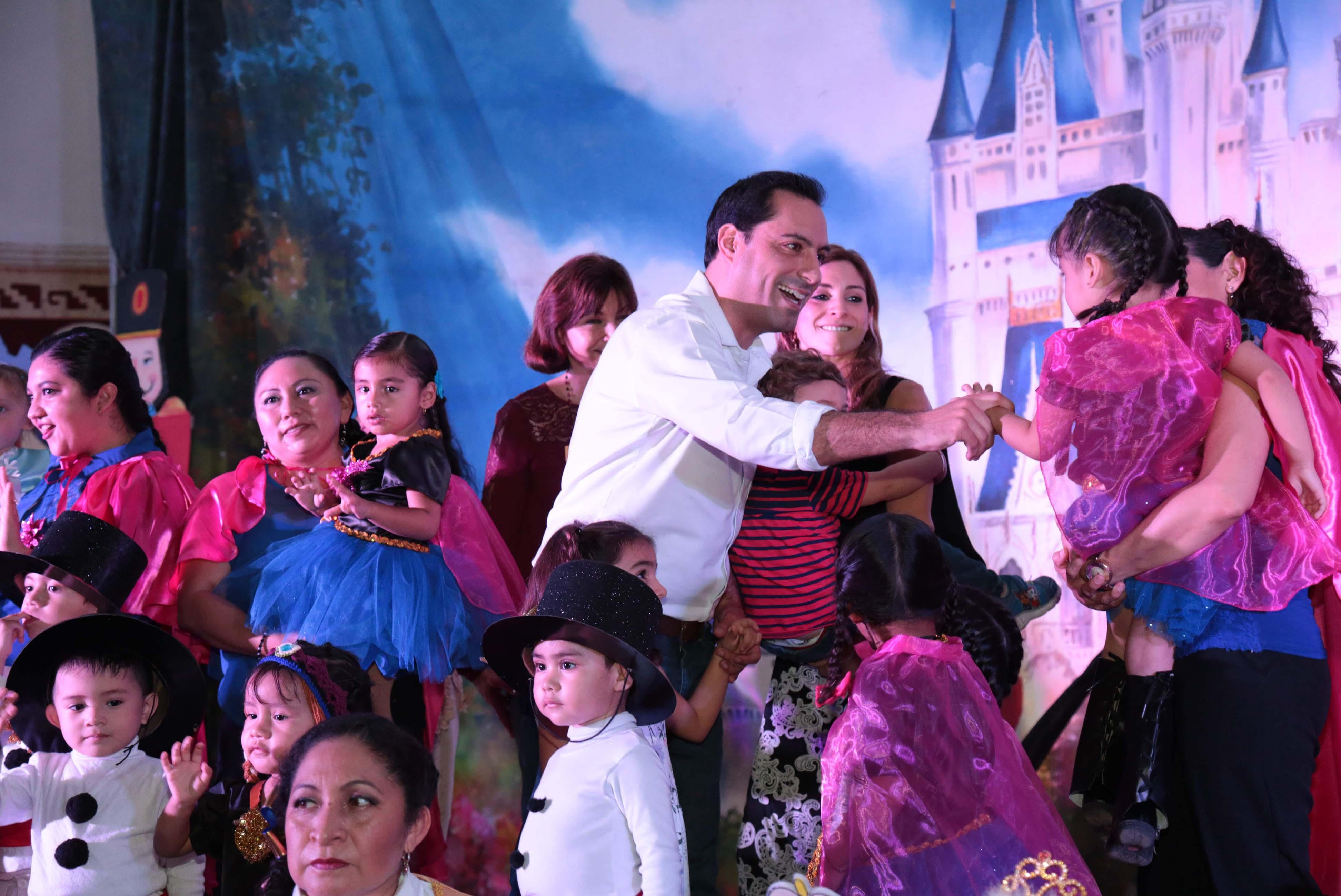 Ampliación y mejoresservicios en Cendis impactana familias más necesitadas