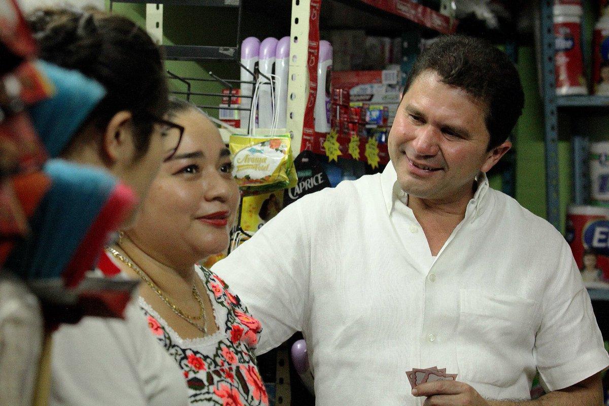 Es Mauricio Sahuíprecandidato del PRI a gubernatura de Yucatán