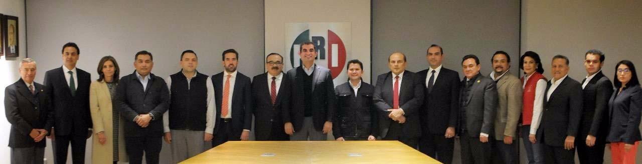 Presume PRI unidad y consenso en Yucatán