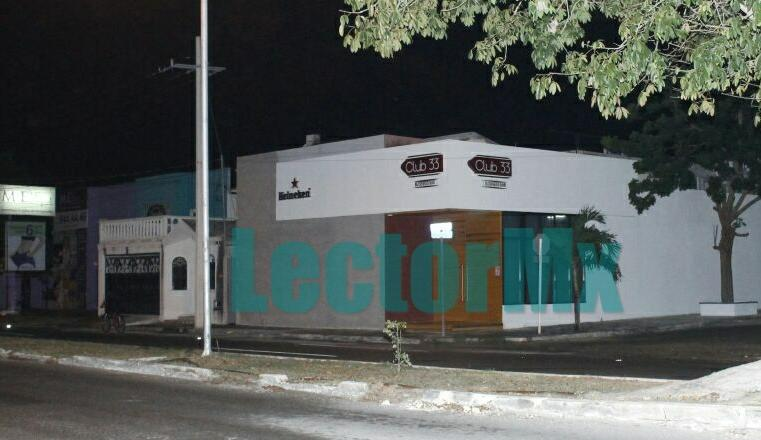 Aseguradas 25 mujeres extranjeras en bar de Mérida