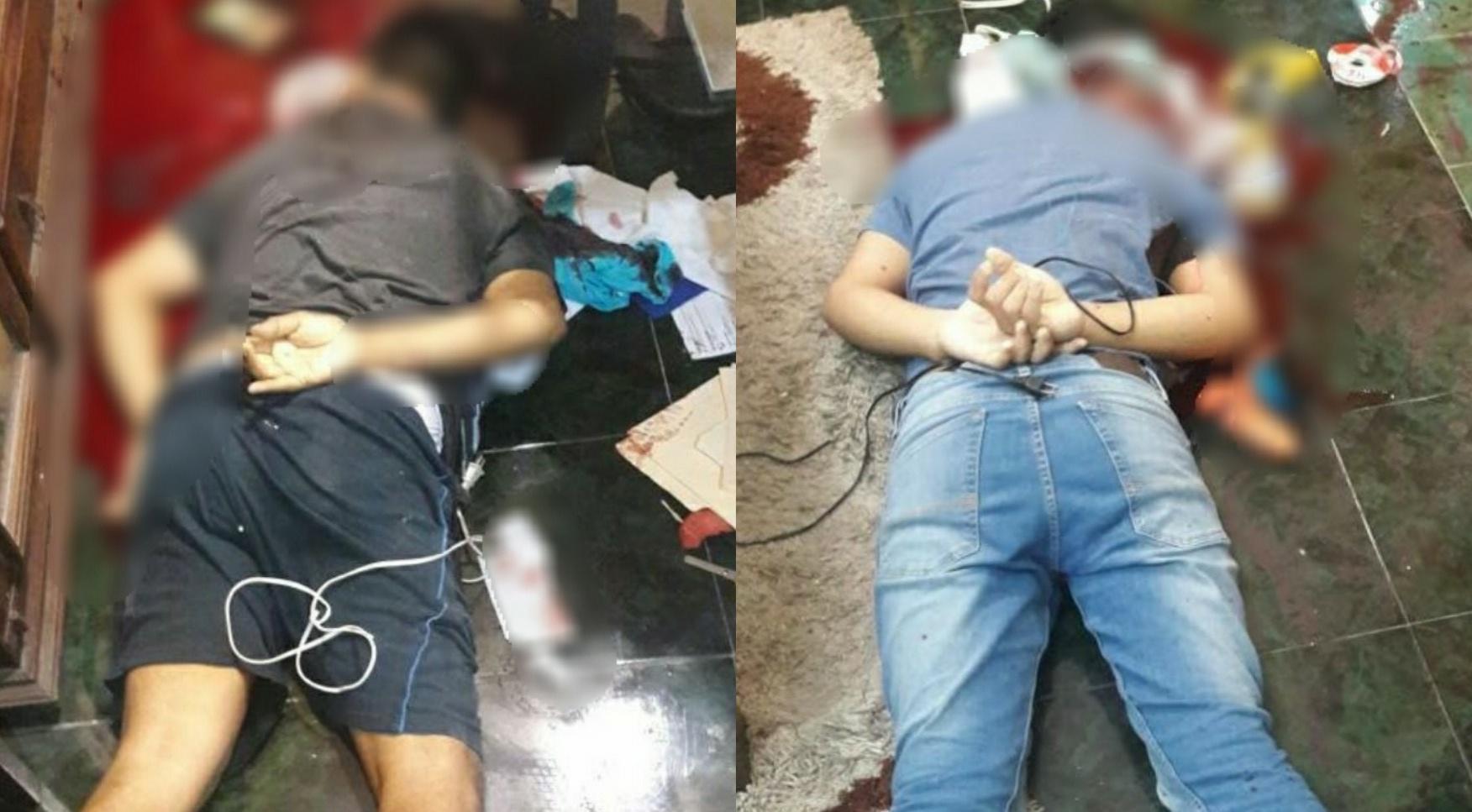Tres jóvenes degollados en Cancún; mueren dos
