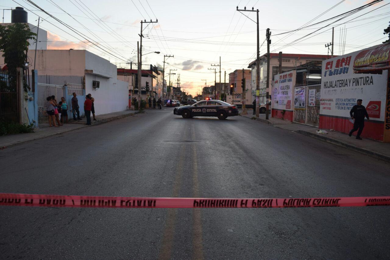Sangrienta ola violenta en Cancún en fin de semana