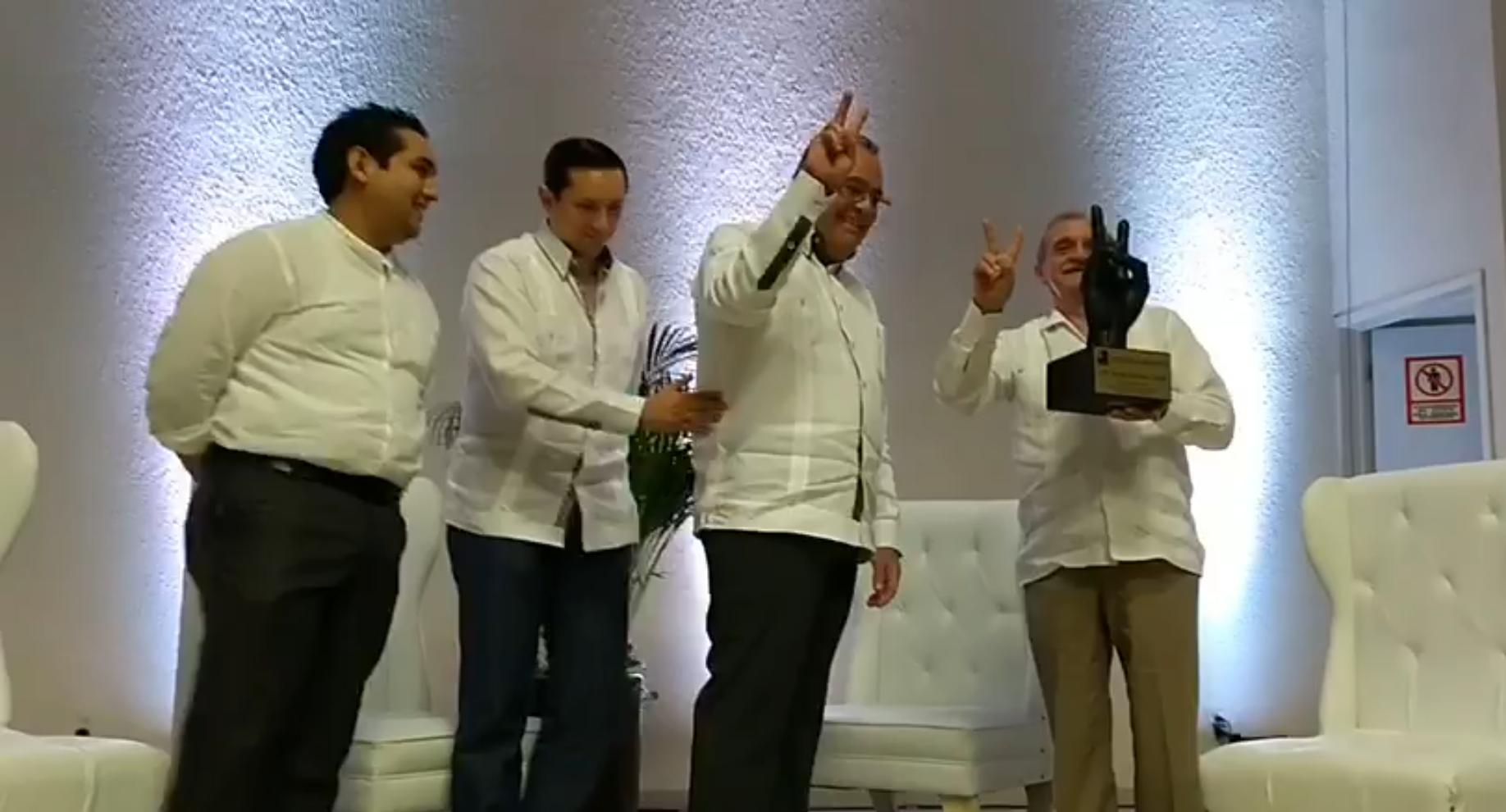 Sorprende PRD Yucatán con primer aspirante a Gubernatura