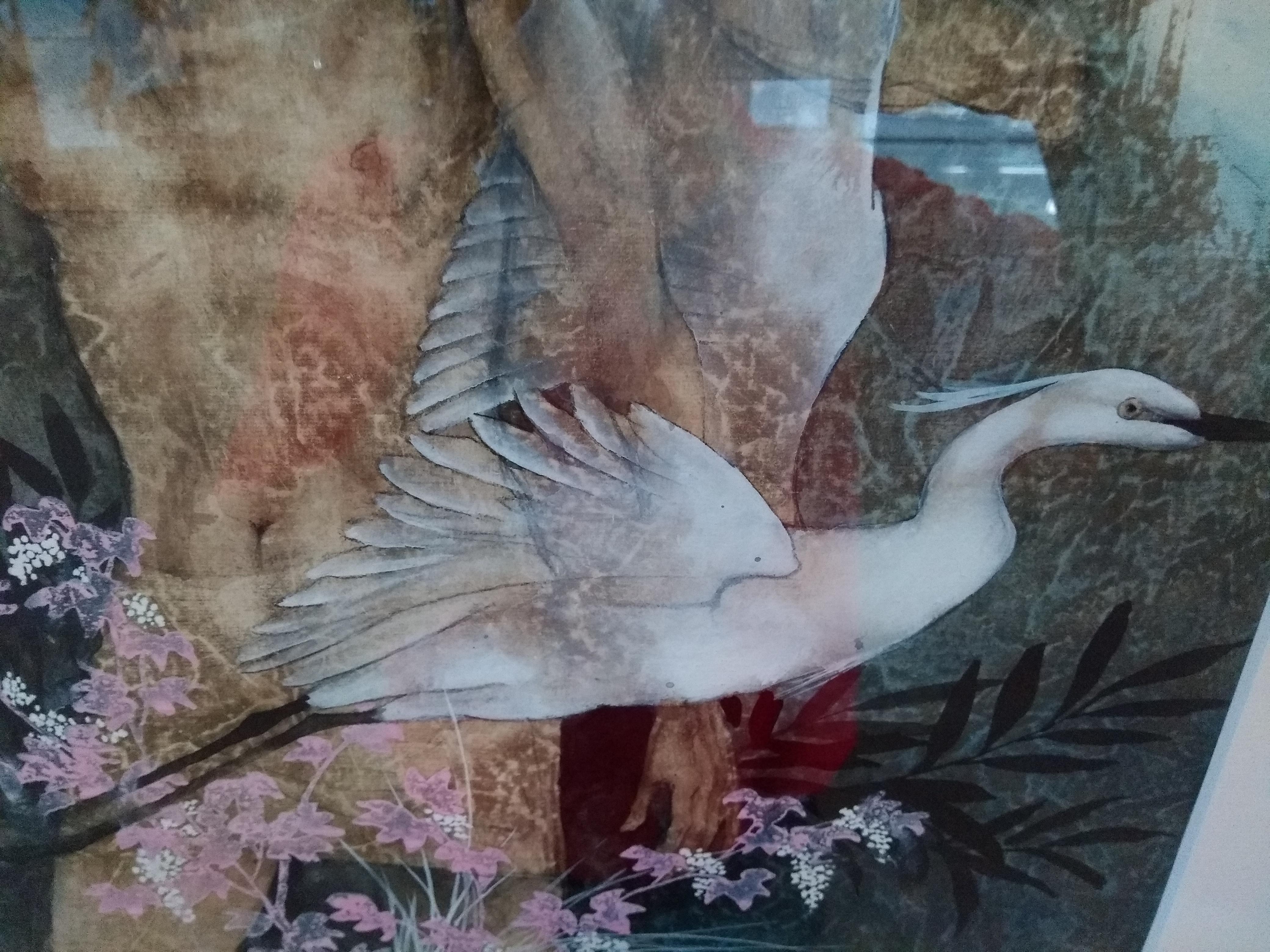Abre muestra de arte chino sobre mitos y personajes ancestrales