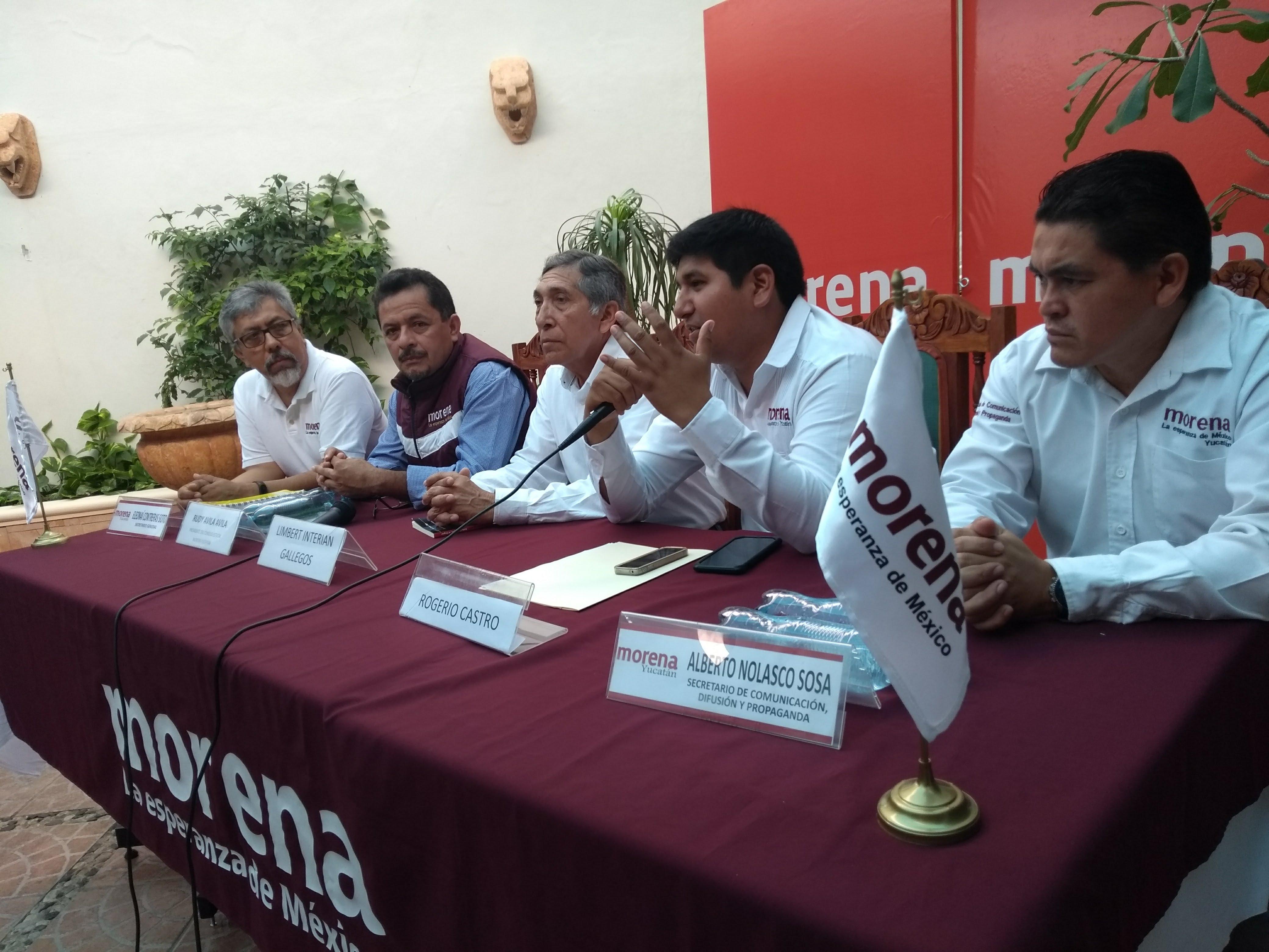 Sahuí Rivero más de lo mismo, corrupción yprivilegios.- Morena