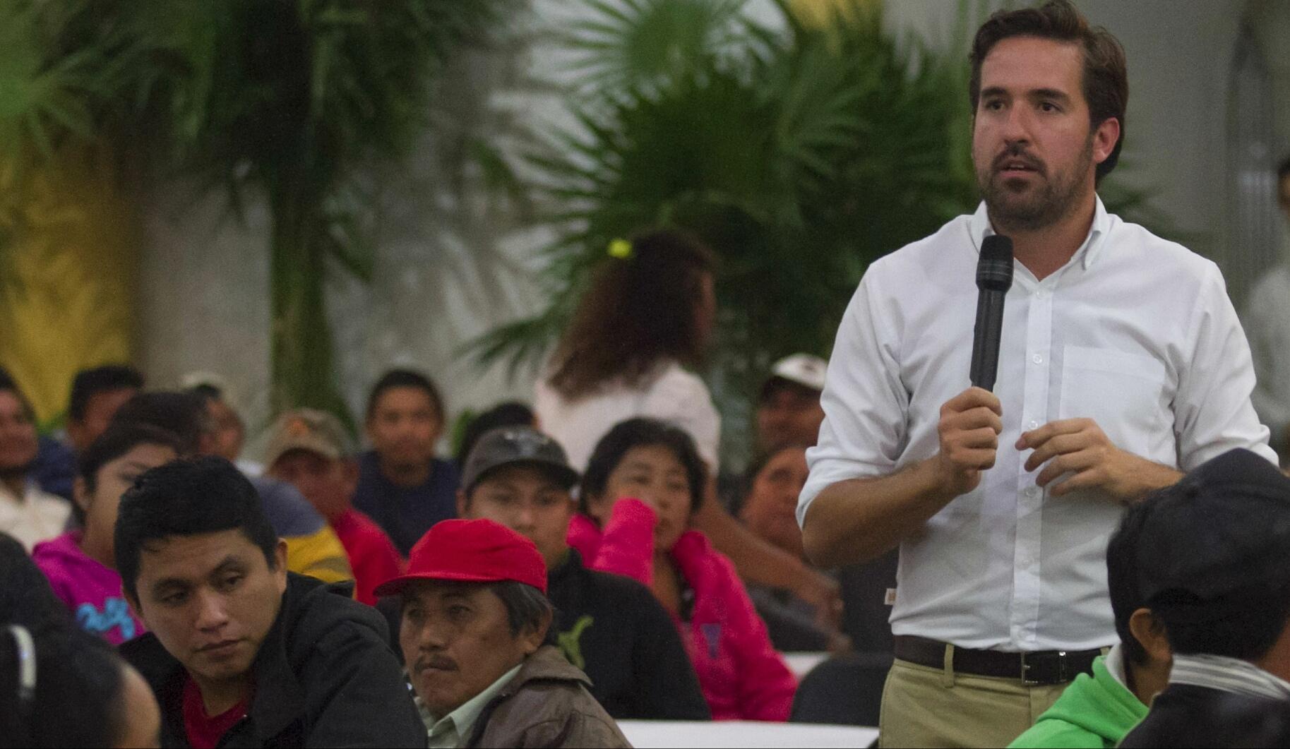 Gamboa Miner se autodescarta para Alcaldía de Mérida