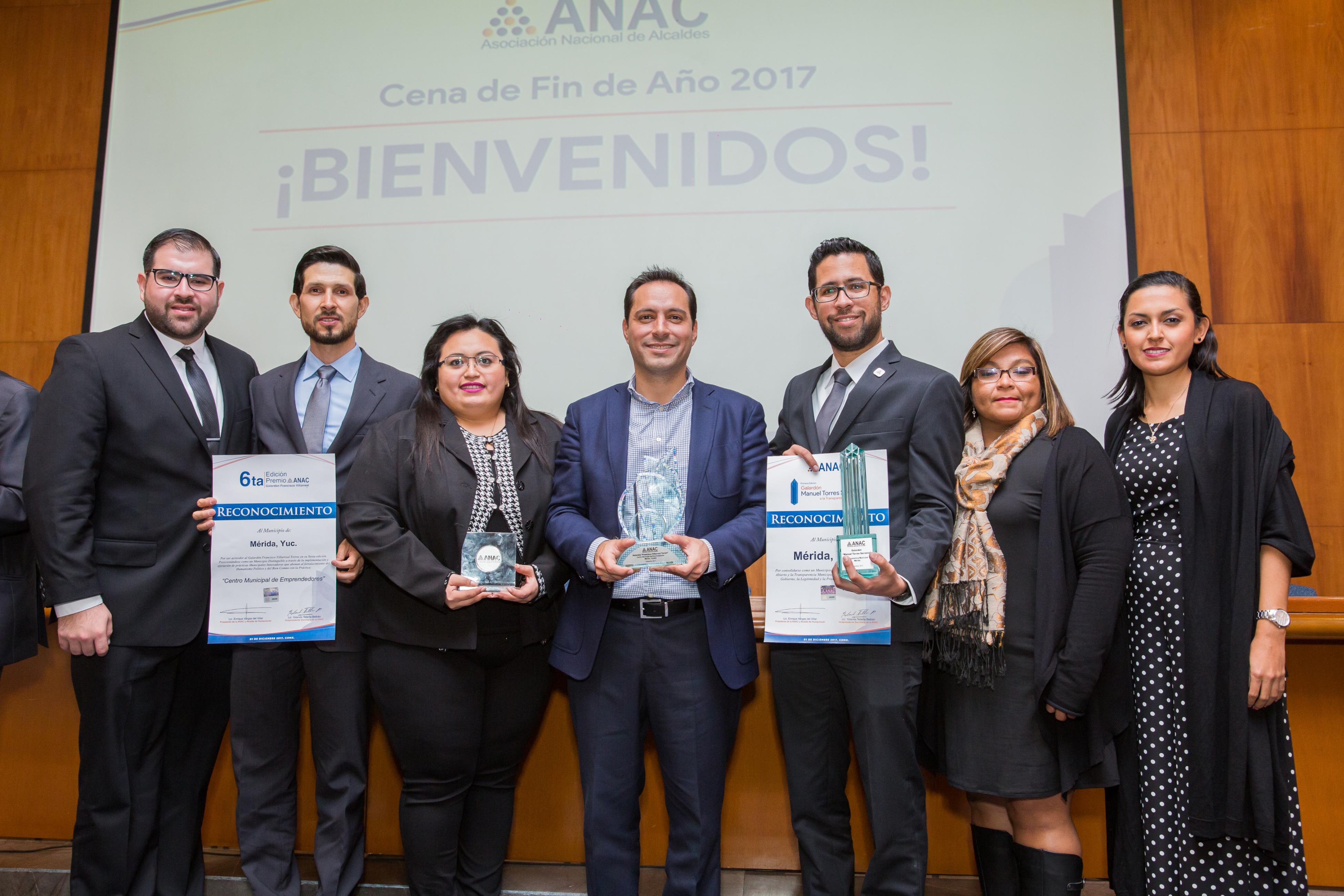 Reconocen transparencia e innovación de Ayuntamiento Mérida