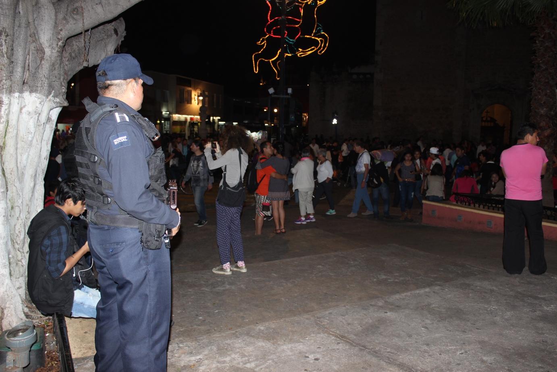 """Cierre de calles por """"Noche Blanca"""""""