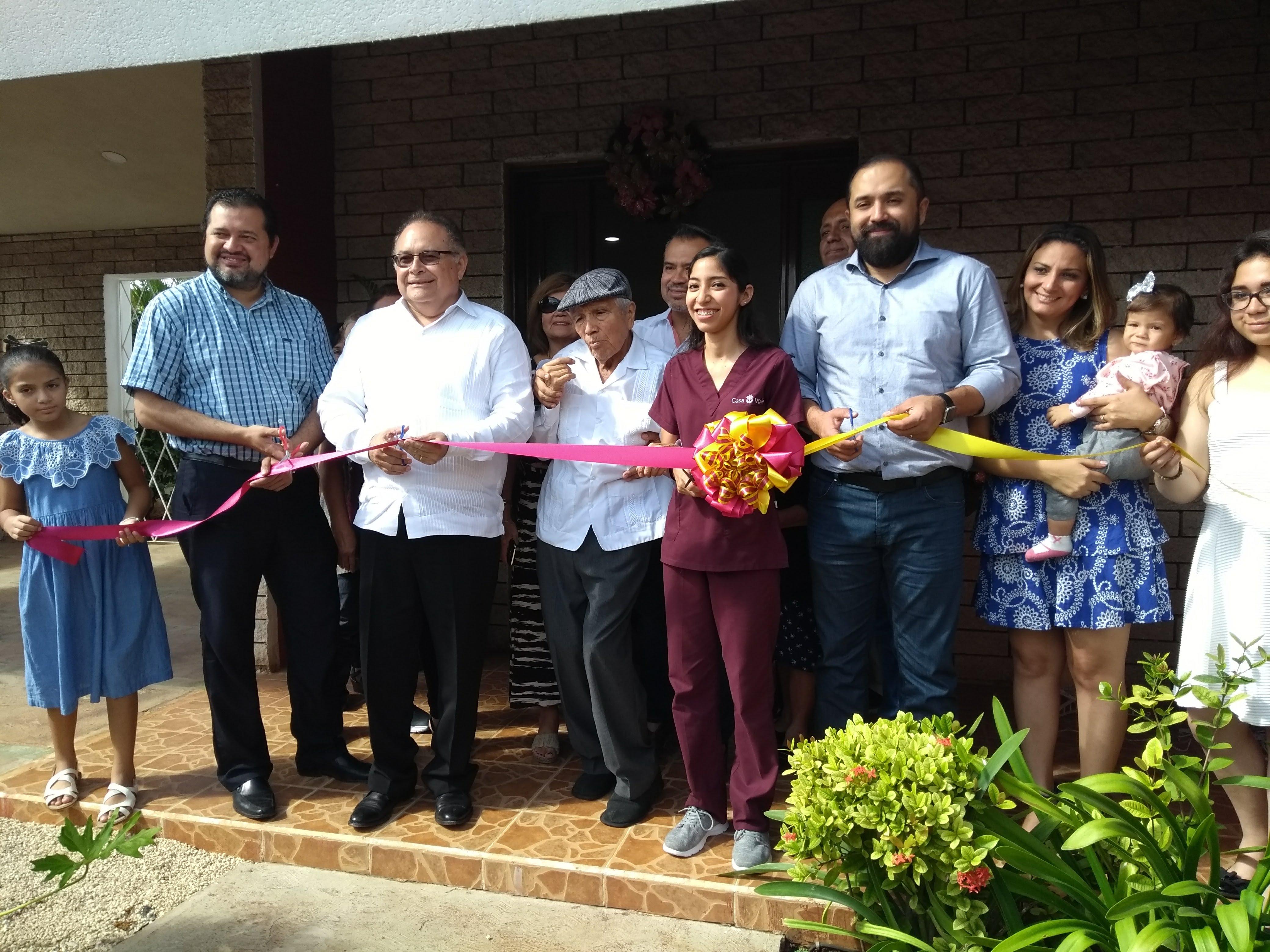 Abren Casa Viale para atender a adultos mayores