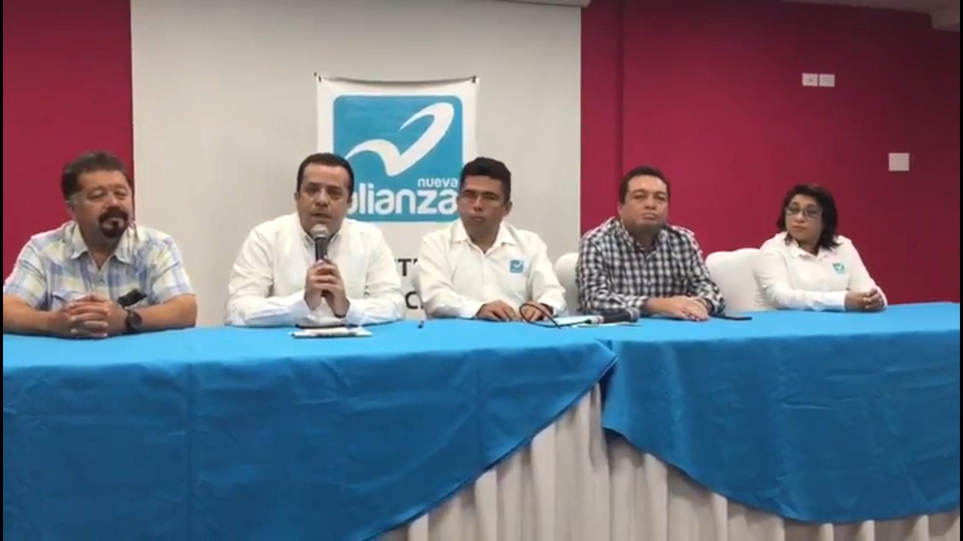 Dejan PRD Yucatán y se van a Nueva Alianza