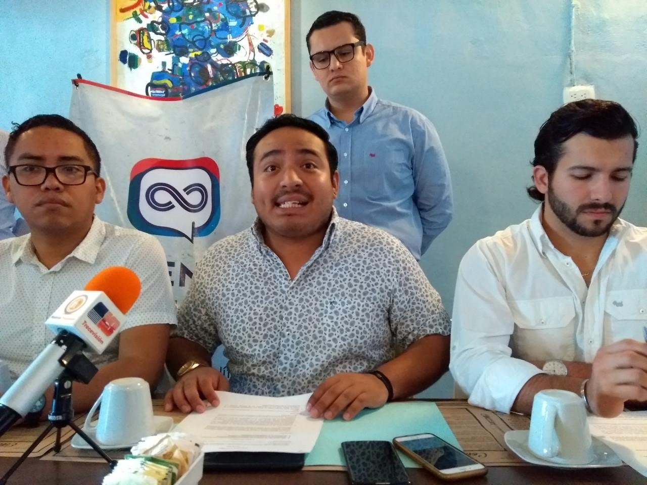 """Joven crea su propia """"tribu"""" dentro del PAN-Yucatán"""