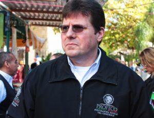 Antonio Nevárez, delegado en Yucatán de la Profeco.