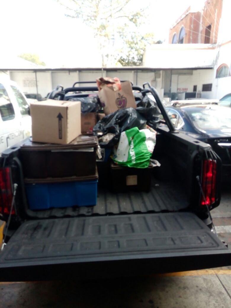 Otro decomiso de pirotecnia en Mérida; ahora 160 kilos