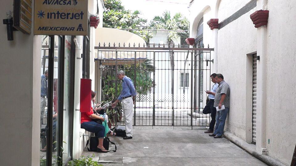 """Devuelven """"rasuradas"""" cajas de seguridad en Cancún"""