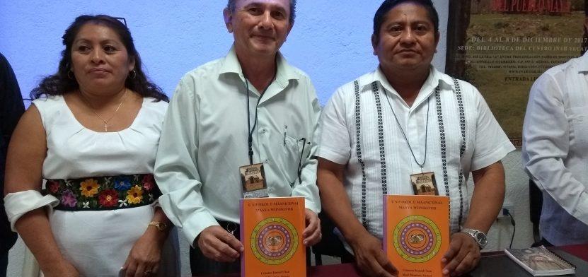 calendario maya libro en idioma maya
