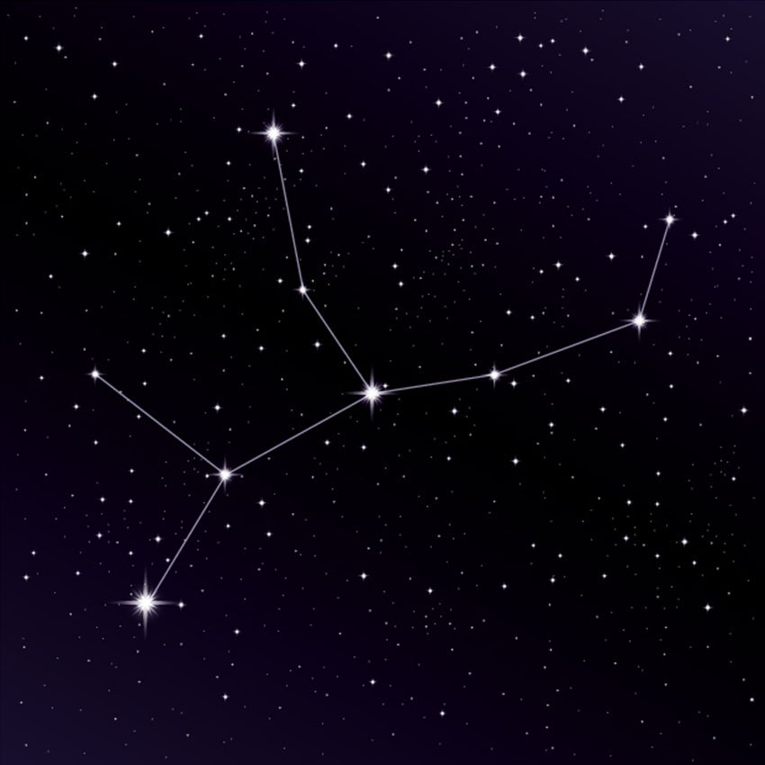Esta noche podrás observar en Mérida lluvia de estrellas de La Virgen