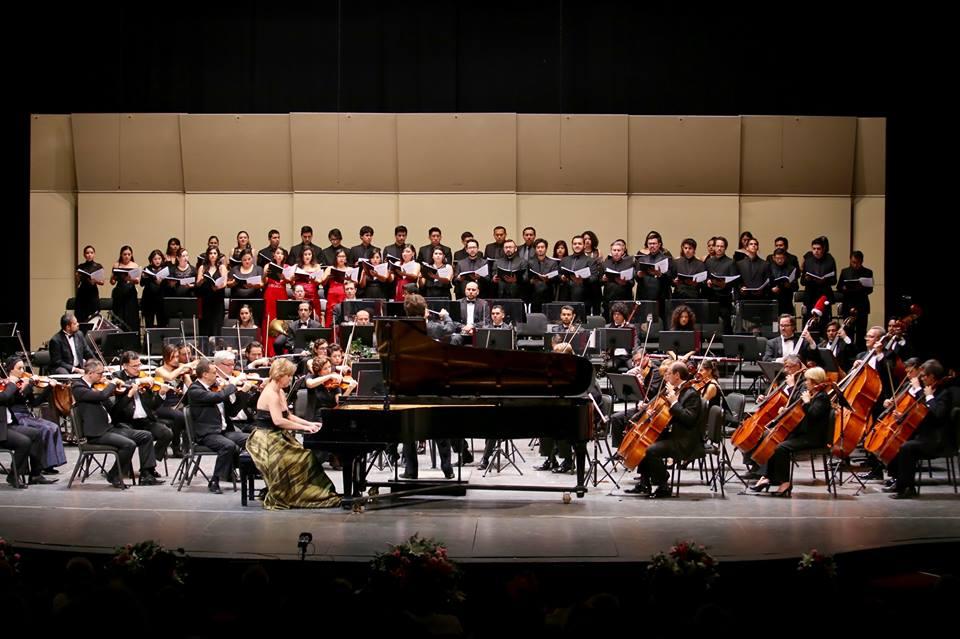 Cierra OSY temporada de conciertos con programa de Navidad