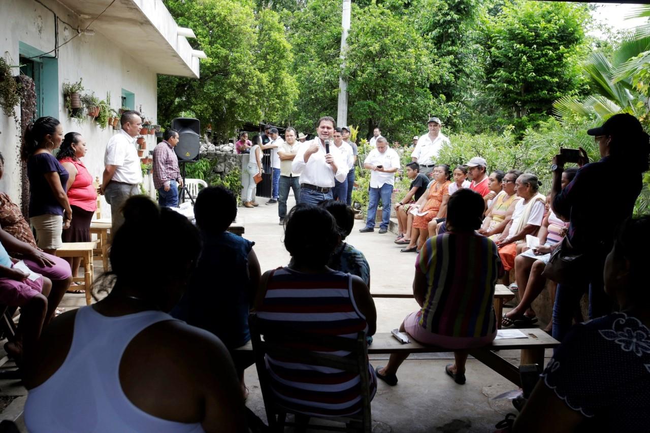 Yucatán debe seguir cosechando más resultados.- Sahuí