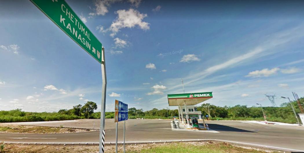 Gasolinera cerca de Mérida, única con precios bajos