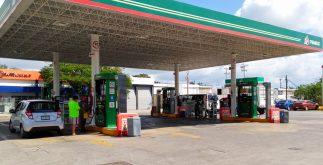 gasolinera oxxo merida precios