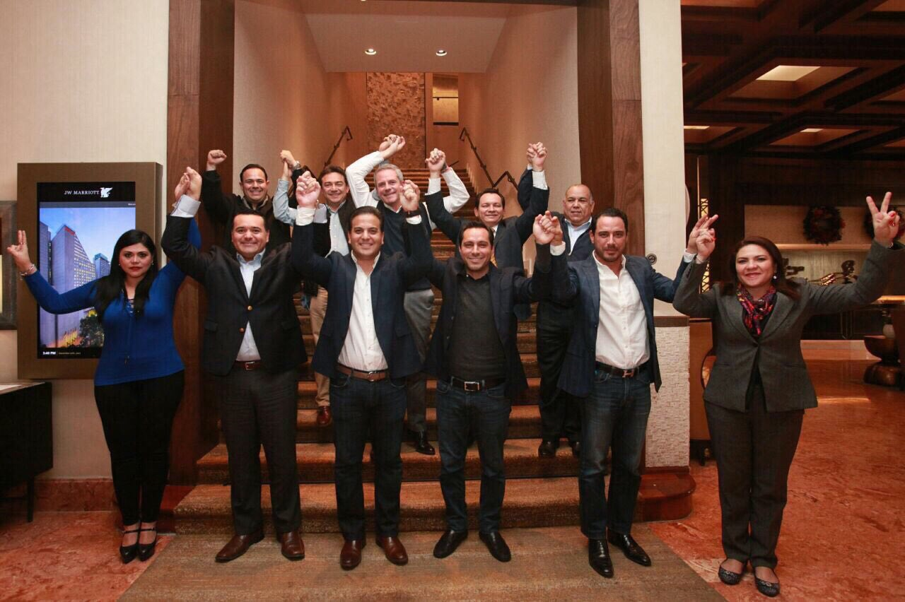 Perfila PAN a Mauricio Vila como candidato a Gobernador en Yucatán