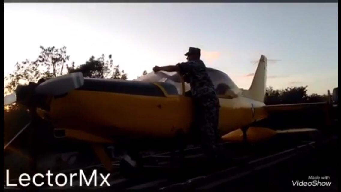 Vehículos de guerra causan expectación en Campeche