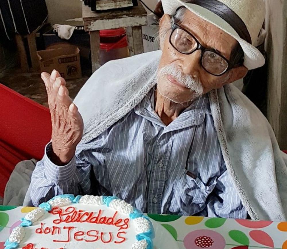 Muere en Quintana Roo el hombre más viejo de México