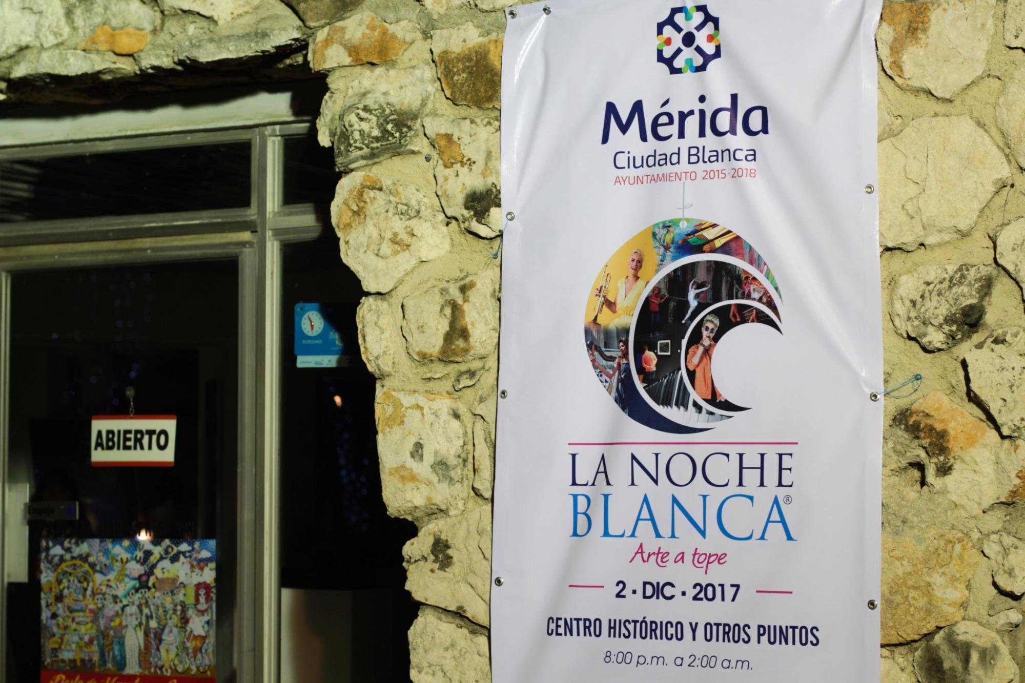Noche Blanca, superluna, Xmatkuil… no verás de nuevo junto todo esto en Mérida