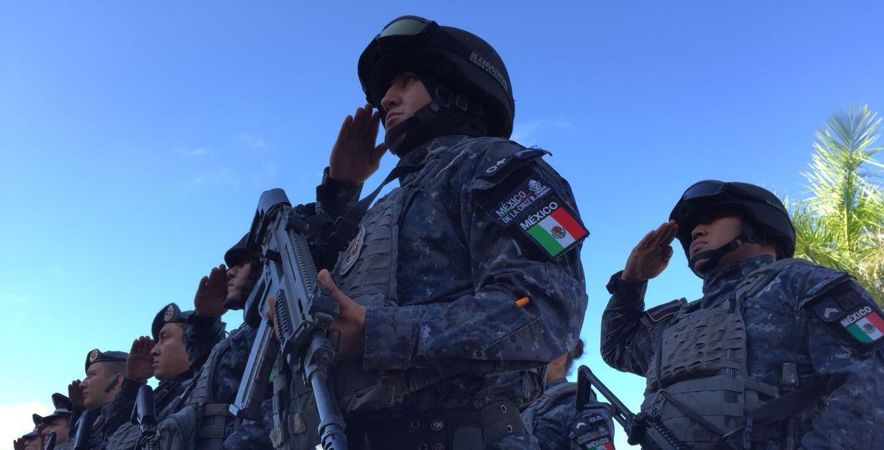 Más de 300 elementos de PF en carreteras de Campeche