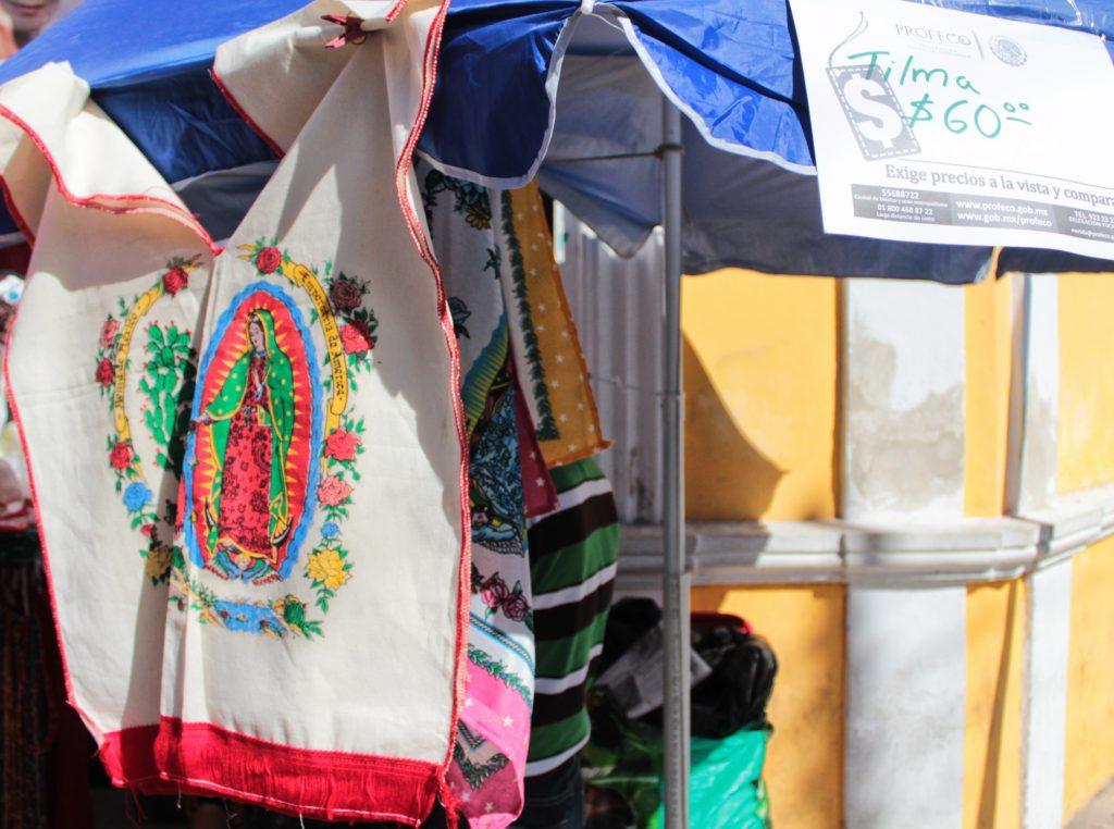precios ambulantes día virgen guadalupe profeco merida 2017