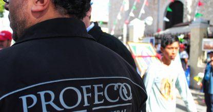 profeco operativo día de la virgen de guadalupe ambulantes merida 2017