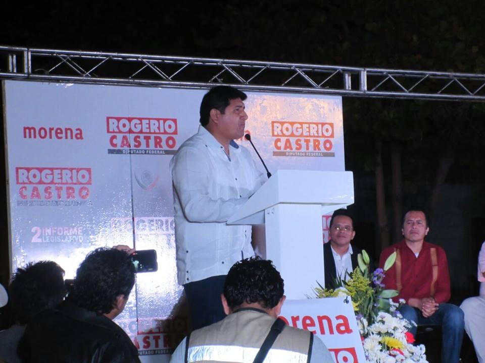 Corrupción, adversario a vencer en Yucatán.- Castro Vázquez