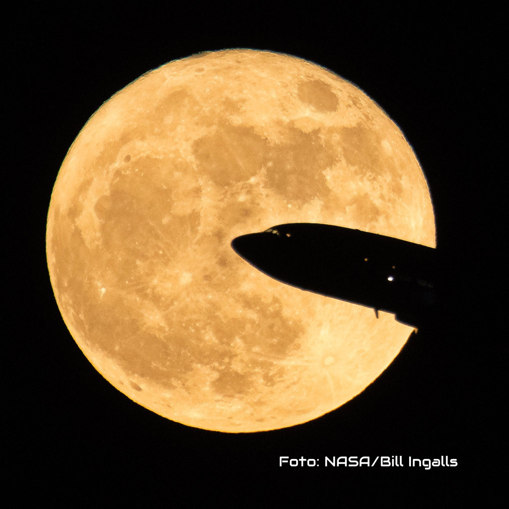 Esta es la hora exacta de la superluna del 1 de enero de 2018, en Mérida