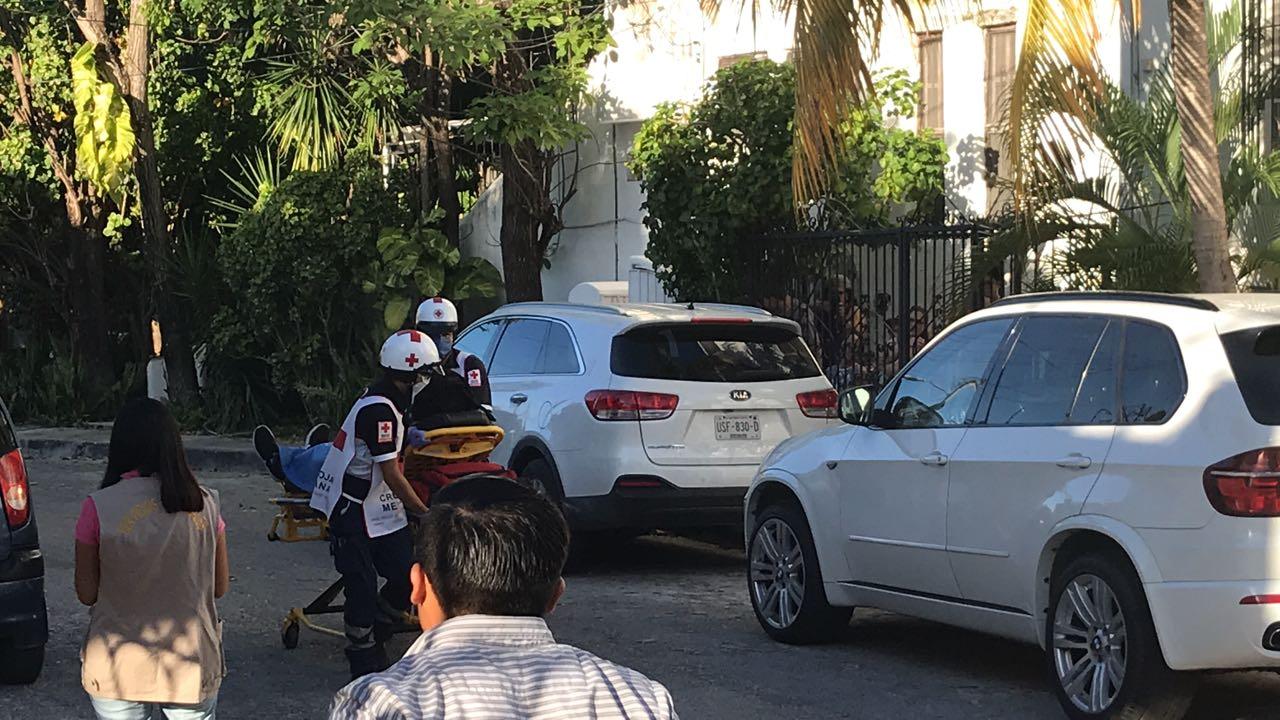 Tirotean domicilio en Cancún, hay cuatro heridos