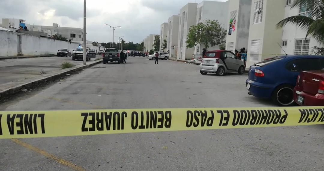 Navidad violenta en Cancún: matan a joven
