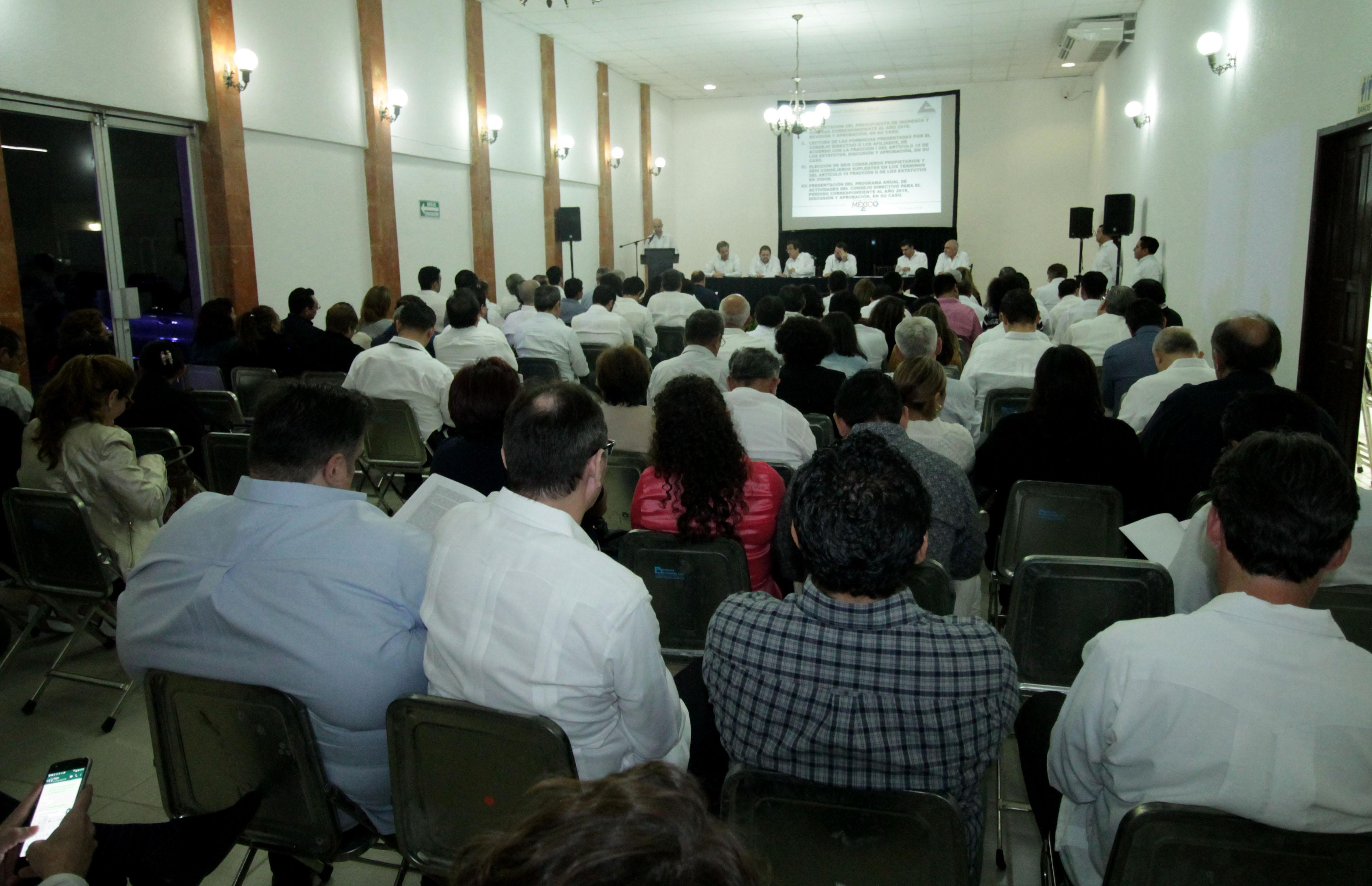 Michel Salum Francis, nuevo presidente de Canaco Mérida