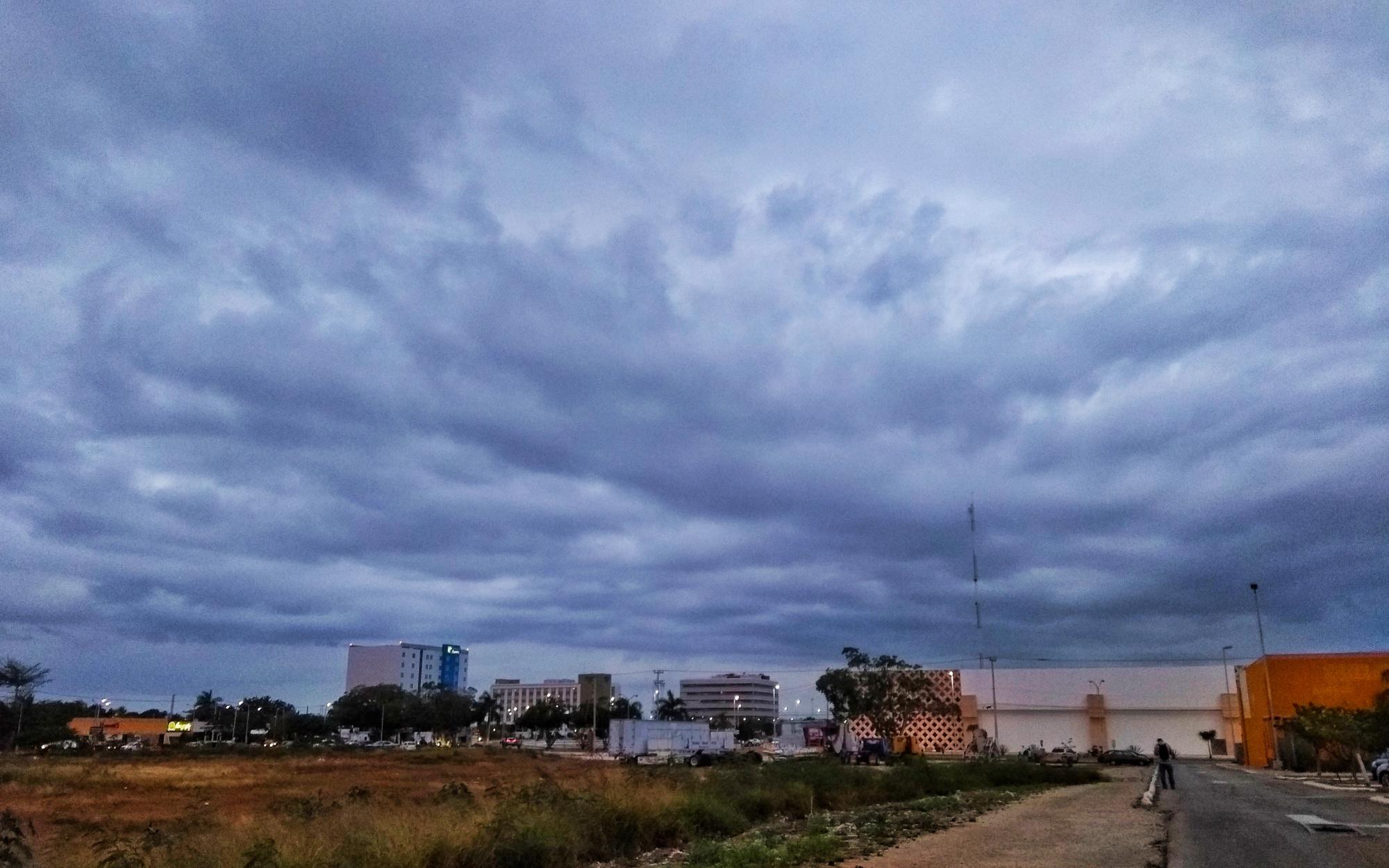 Más y más frío para la Península de Yucatán; hoy llega el norte 23 (video)
