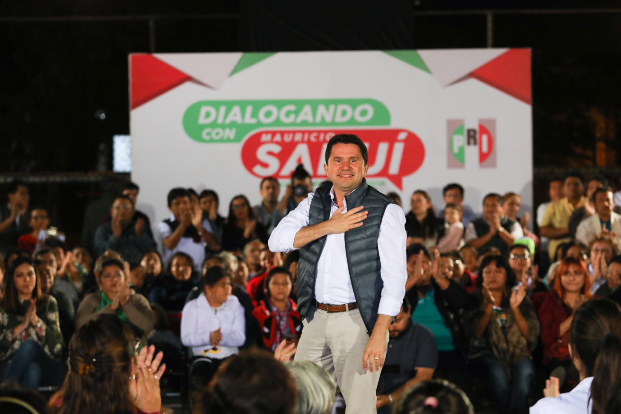 Seguridad, pilar de Yucatán: Sahuí