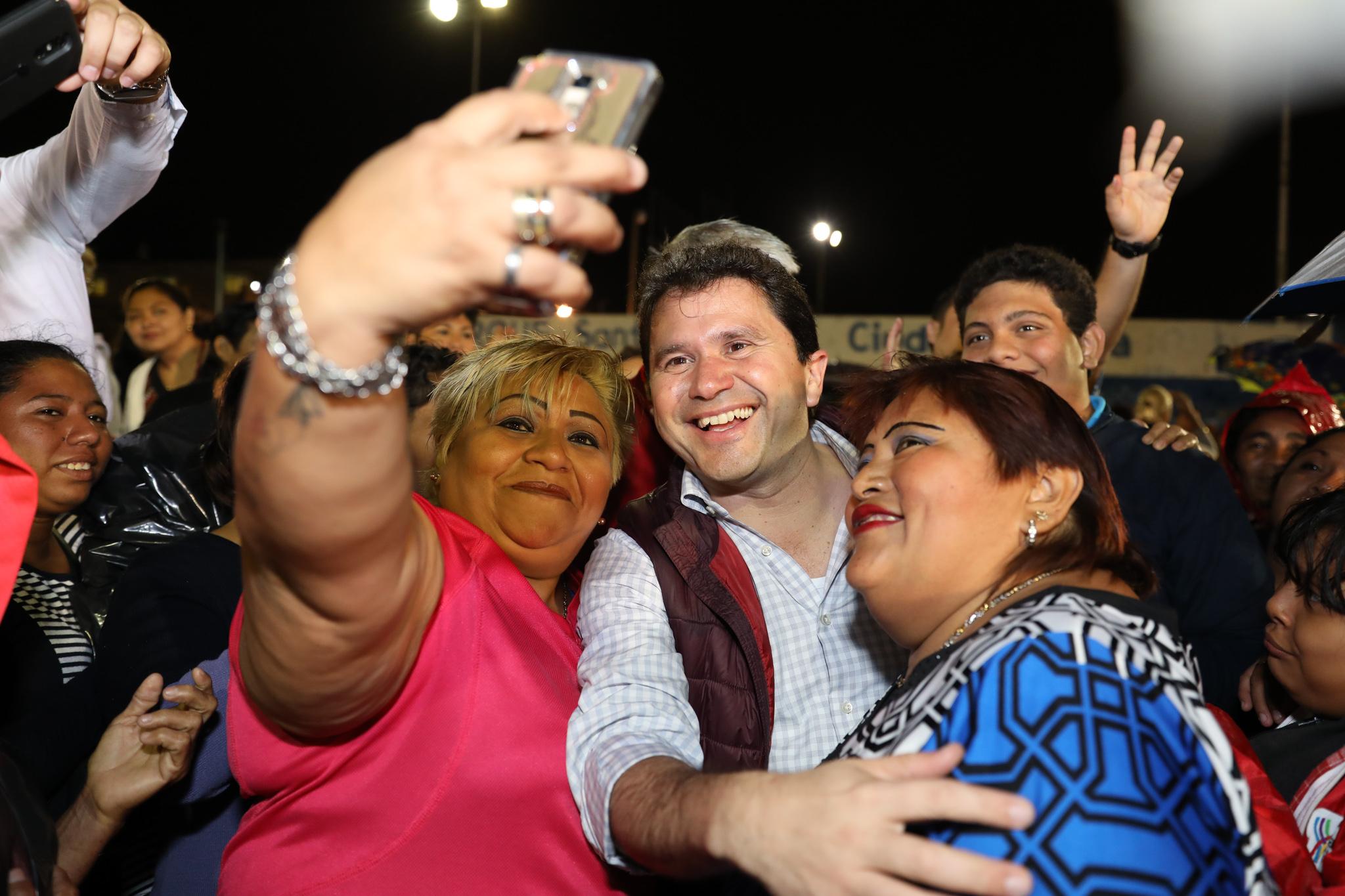Dialogando con Sahuí en Santa Rosa y Plan de Ayala